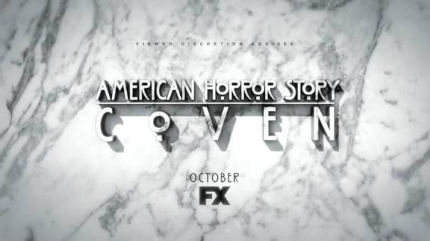 american horror story: coven logo