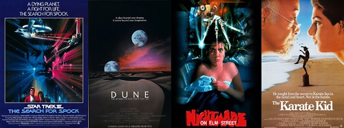 1984-Star-Trek-III-Dune-Nightmare-On-Elm-Street-Karate-Kid