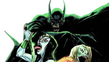 [QUADRINHOS] DC Comics: outubro será o