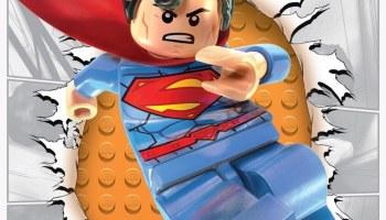 [QUADRINHOS] DC Comics: versões LEGO de heróis e vilões nas capas variantes de novembro