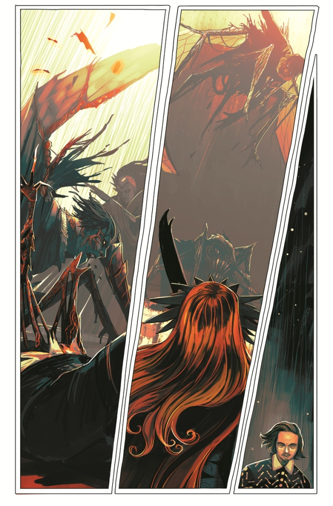 1602 witch hunter angela 1 preview 1 unlettered