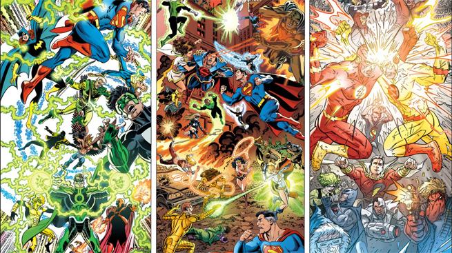 DC oficializou TODAS as histórias pré e pós-Novos 52 como canônicas ... c20e6b8ec9c
